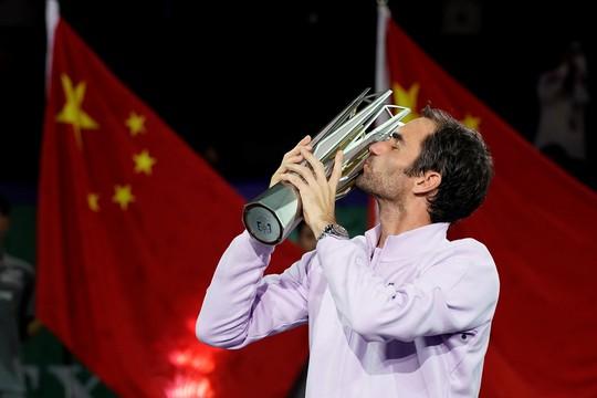 Federer khiến Nadal vỡ mộng vô địch Thượng Hải Masters - Ảnh 6.