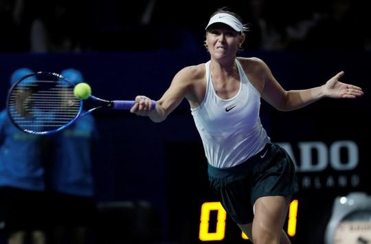 Địa chấn tại Kremlin Cup: Sharapova bị loại sớm - Ảnh 2.