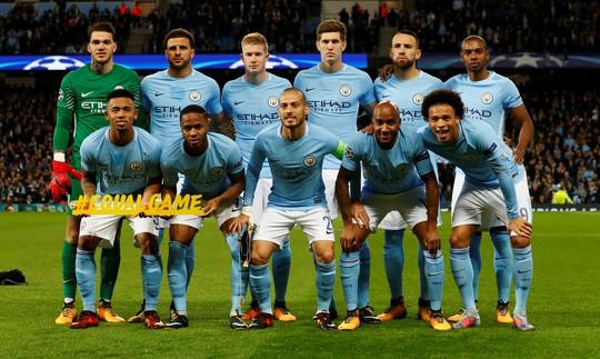 Nhẹ nhàng hạ Napoli, Man City đứng đầu bảng F - Ảnh 1.