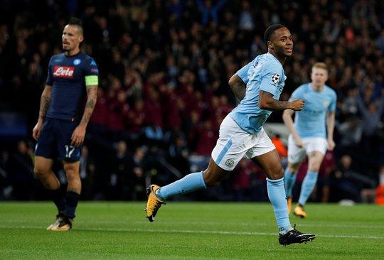 Nhẹ nhàng hạ Napoli, Man City đứng đầu bảng F - Ảnh 3.