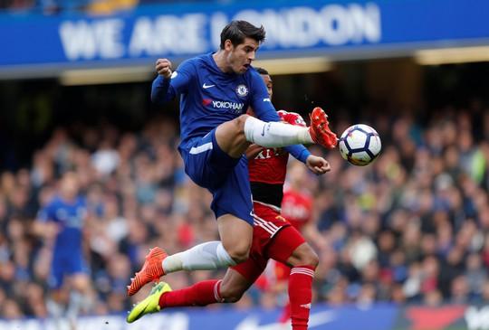 Alvaro Morata muốn san bằng kỷ lục Mourinho - Ảnh 1.
