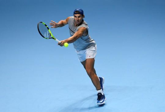Nadal tuyên bố sẽ loại Federer tại ATP Finals 2017 - Ảnh 2.