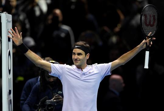 Khởi đầu suôn sẻ, Federer chinh phục Jack Sock - Ảnh 5.