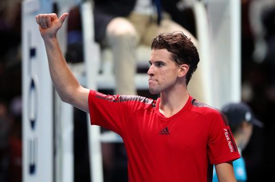 Tiếp bước Federer, Dimitrov giành vé vào bán kết - Ảnh 6.