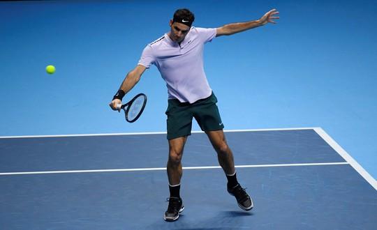 Goffin bế tắc tìm phương án đánh bại Federer - Ảnh 2.