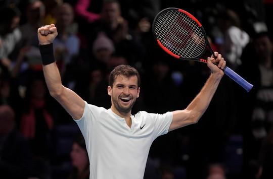 ATP Finals 2017: Cú sốc mang tên Goffin - Ảnh 5.