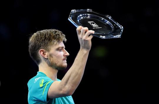 Giành danh hiệu lớn nhất sự nghiệp, Dimitrov cảm ơn người yêu - Ảnh 5.