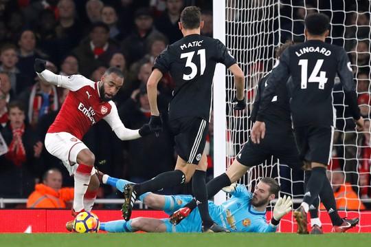 Siêu thủ môn De Gea cứu thua cho M.U - Ảnh 3.