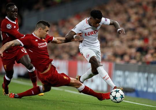 Liverpool giành vé đi tiếp sau chiến thắng tưng bừng - Ảnh 3.