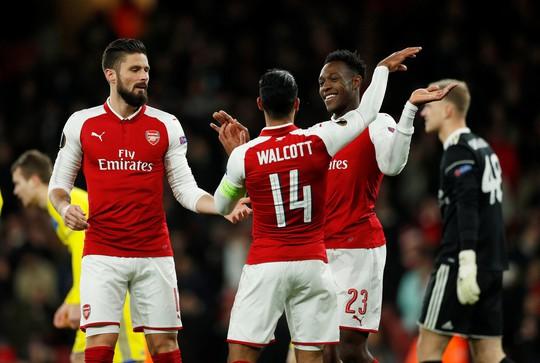 Chiến thắng 6 sao, Arsenal thách thức các ông lớn - Ảnh 4.