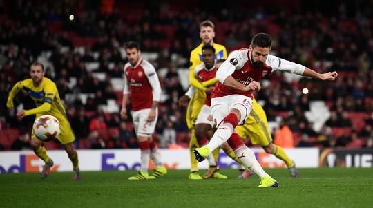 Chiến thắng 6 sao, Arsenal thách thức các ông lớn - Ảnh 3.