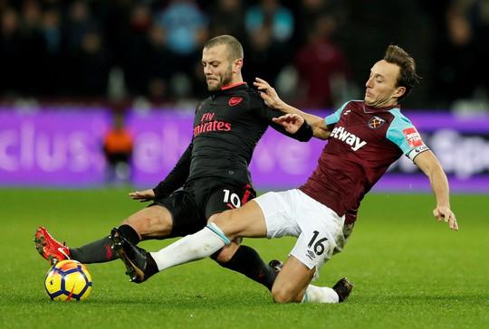 West Ham cầm hòa Arsenal, muốn giải cứu ngôi sao bị thất sủng - Ảnh 5.