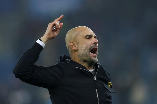 Hạ Leicester trên chấm 11 m, Man City tiến vào bán kết Cup Liên đoàn - Ảnh 4.
