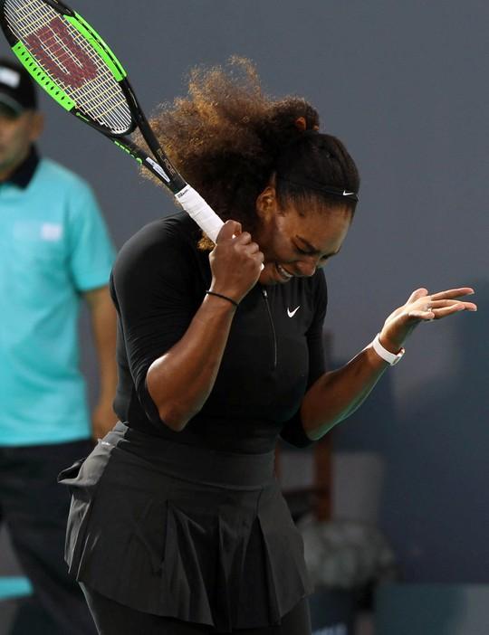 Serena: Đánh bại tôi không phải chuyện đơn giản - Ảnh 1.