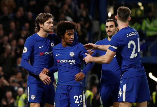 Quỷ đỏ hụt hơi, Chelsea lên nhì bảng - Ảnh 8.
