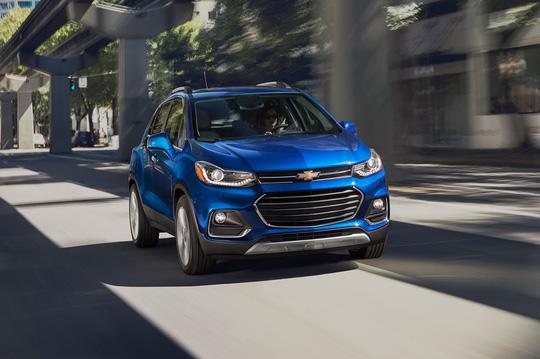 Ô tô SUV nhỏ ngày càng nhiều, càng rẻ - Ảnh 3.