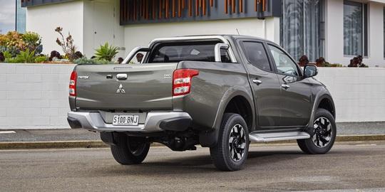 5 xe bán tải bán chạy nhất Việt Nam tháng 6 - Ảnh 2.