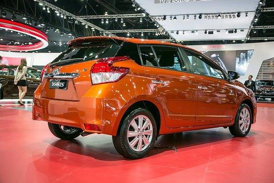 Toyota Yaris giảm 47 triệu đồng (bản G) và 44 triệu đồng (bản E)