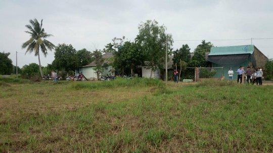 Đất nhà vườn tại Hóc Môn đang được giới đầu cơ đồn thổi, đẩy giá.