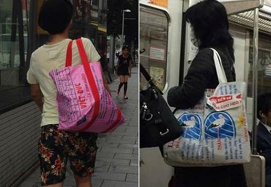 Người Nhật ưu chuộng thời trang tái chế