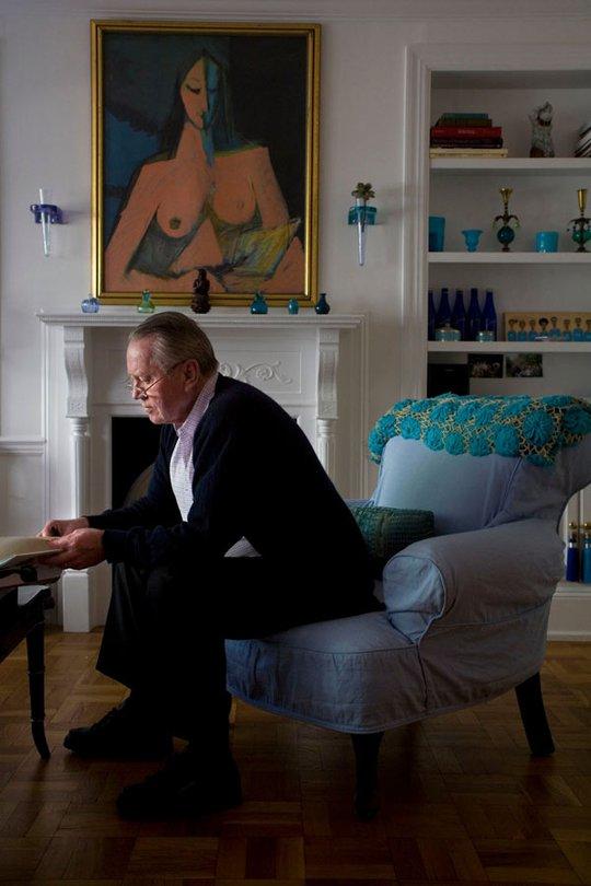Chân dung Charles F. Feeney - vị tỉ phú giàu lòng nhân ái nhất thế giới