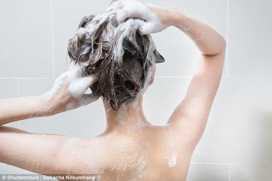 1,4-dioxane được sử dụng phổ biến trong một số sản phẩm tắm gội