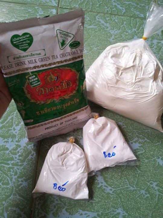 Bùng nổ trà sữa nhà làm: Mua hóa chất về nhà chế biến - Ảnh 1.