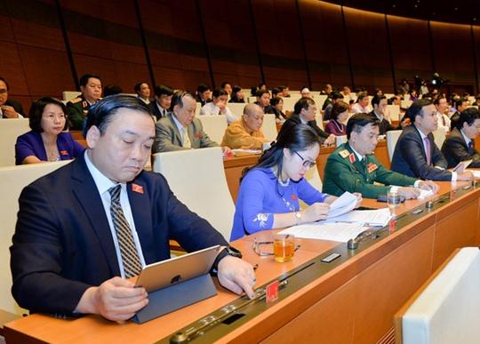 Ngày 27-10, sẽ công bố tân Bộ trưởng Giao thông vận tải và Tổng TTCP - Ảnh 2.