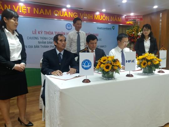 3.650 tỉ đồng đầu tư nước sạch cho TP HCM - Ảnh 1.