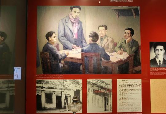 Trưng bày bảo vật quốc gia - cuốn Đường kách mệnh - Ảnh 9.