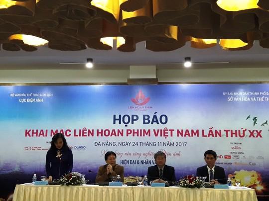 Gần 800 nghệ sĩ nổi tiếng tham dự Liên hoan phim Việt Nam lần thứ XX - Ảnh 1.