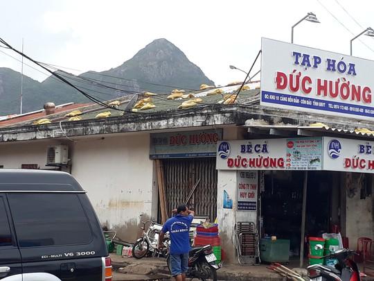 Côn Đảo, Cần Giờ: Nghỉ học, ngừng chợ, di dân chống bão số 16 - Ảnh 3.
