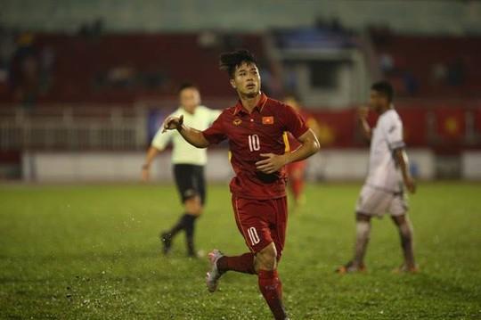 U23 Việt Nam - Timor Leste 4-0: Công Phượng tỏa sáng - Ảnh 11.