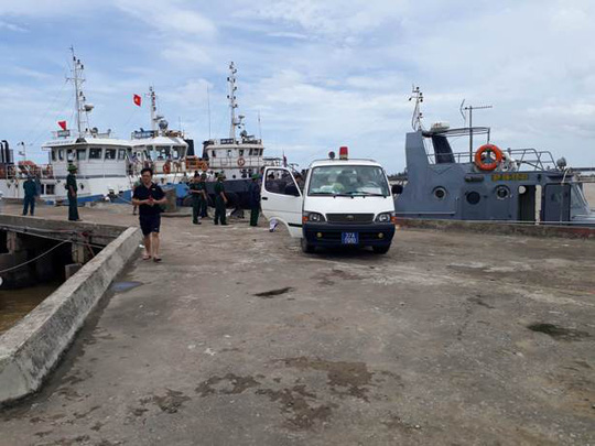 Chìm tàu 4.700 tấn: Tìm thấy 3 thi thể - Ảnh 6.