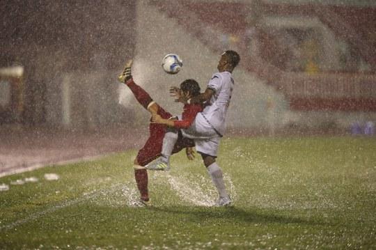 U23 Việt Nam - Timor Leste 4-0: Công Phượng tỏa sáng - Ảnh 4.