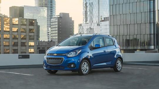 Chevrolet Beat giá 194 triệu đồng sẽ được bán vào đầu năm 2018 - Ảnh 1.
