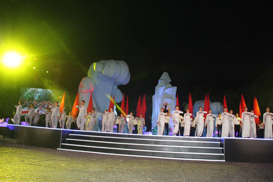 """Đang trực tiếp cầu truyền hình """"Linh thiêng Việt Nam"""" tại Phú Quốc - Ảnh 24."""