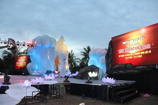 """Đang trực tiếp cầu truyền hình """"Linh thiêng Việt Nam"""" tại Phú Quốc - Ảnh 6."""