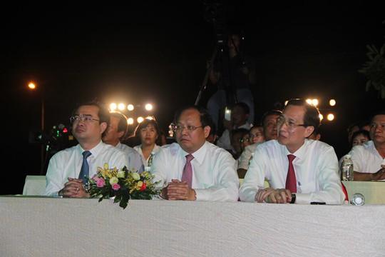 """Đang trực tiếp cầu truyền hình """"Linh thiêng Việt Nam"""" tại Phú Quốc - Ảnh 1."""