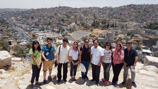 Amman - Sự quyến rũ bí ẩn giữa Trung Đông - Ảnh 4.