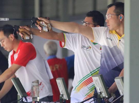 SEA Games ngày 22-8: Lê Tú Chinh trở thành tân nữ hoàng tốc độ - Ảnh 13.