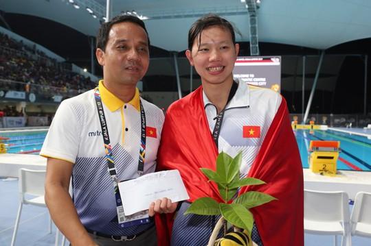 SEA Games 24-8: Ánh Viên giành HCV thứ 5, điền kinh 5 vàng - Ảnh 4.
