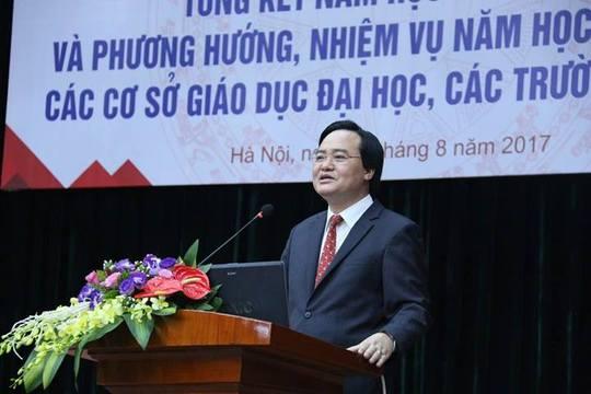 Bộ trưởng Giáo dục nói về việc 30 điểm trượt nguyện vọng 1 - Ảnh 1.