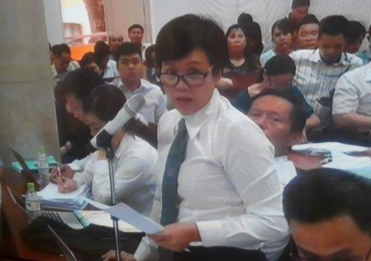 Đại án OceanBank: Luật sư đề nghị trả tự do cho bị cáo tại tòa - Ảnh 1.