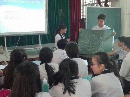 Giáo viên tư vấn học đường gửi tâm thư lên chủ tịch HĐND TP - Ảnh 1.