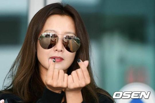 Kim Hee Sun đến Việt Nam du hí - Ảnh 4.