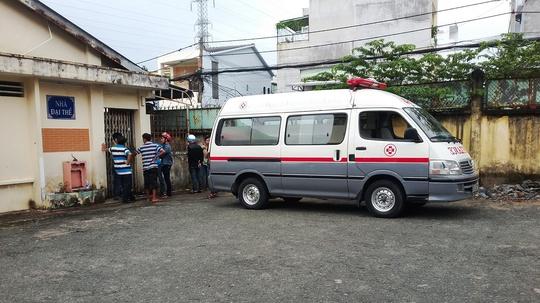 TP HCM: Bé gái 9 tháng tuổi nghi sặc cháo tử vong tại điểm giữ trẻ - Ảnh 2.