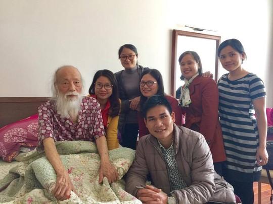 PGS Văn Như Cương qua đời ở tuổi 80 - Ảnh 2.