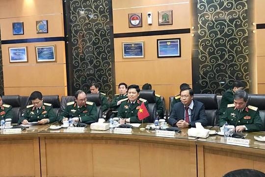 Việt Nam và Indonesia ký Tuyên bố Tầm nhìn chung về hợp tác quốc phòng - Ảnh 2.