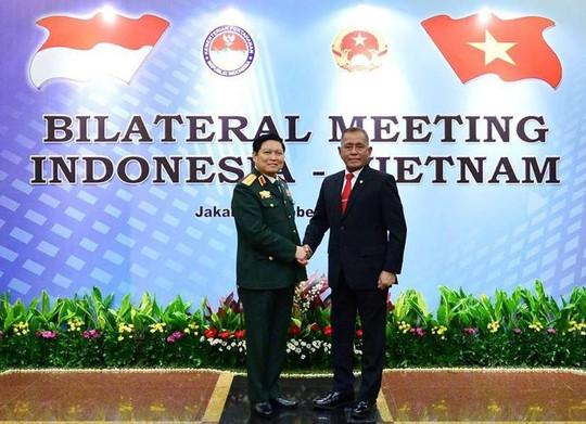Việt Nam và Indonesia ký Tuyên bố Tầm nhìn chung về hợp tác quốc phòng - Ảnh 4.
